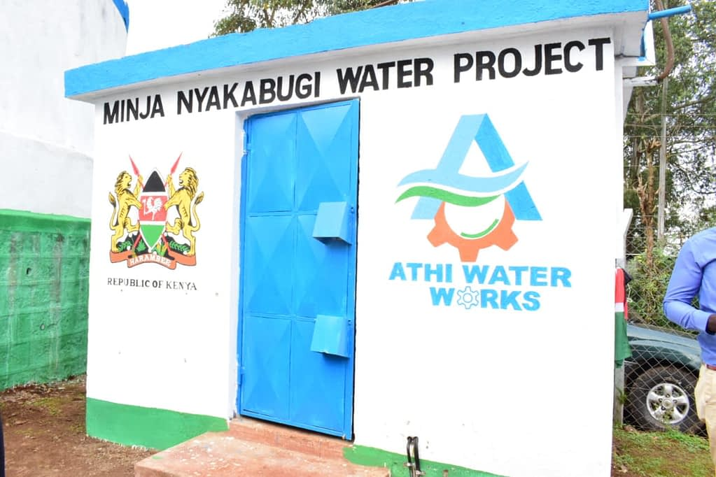 Water Cartels Now Living on Borrowed Time, PS Joseph Wairagu Warns 2